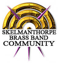 Skelmanthorpe Band logo